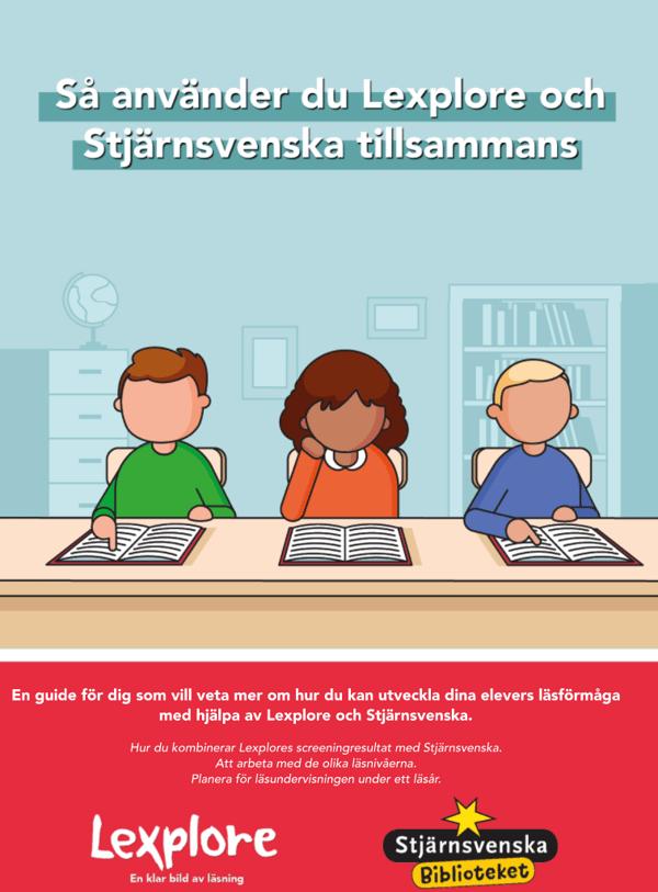 e-guide lexplore stjarnsvenska